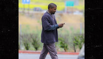 Kanye West's New Shoes Not Too Sole-ful