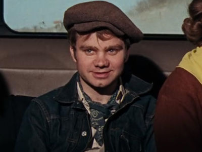 C.W. Moss in 'Bonnie and Clyde' Movie 'Memba Him?!