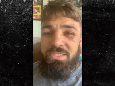 UFC's Mike Perry Threatens 'Piece of Dookie Sh*t' Colby Covington