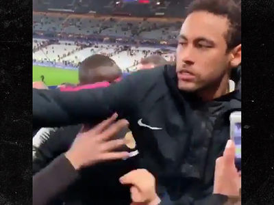 Neymar Suspended 3 Games for Punching Fan In Stands