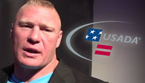 Brock Lesnar Tested By USADA Weeks Before MMA Retirement