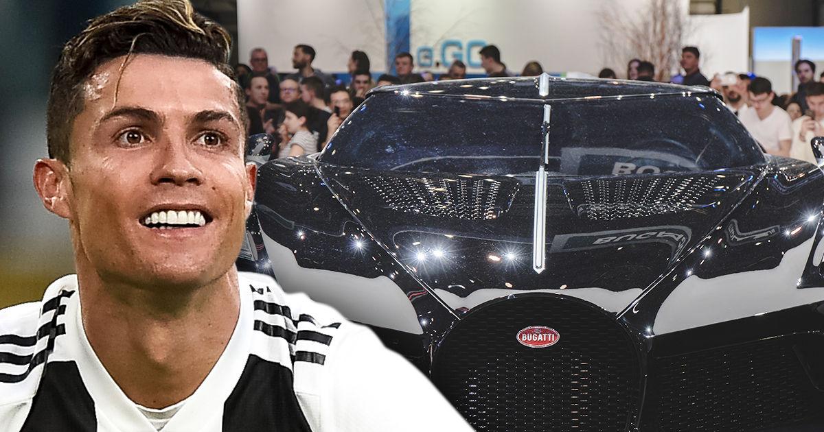 Ronaldo Million Buy Did Bugatti Supercar  Cristiano $19 NOT