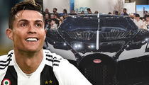Cristiano Ronaldo Did NOT Buy $19 Million Bugatti Supercar
