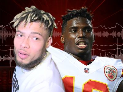 Tyrann Mathieu on Tyreek Hill, 'The Audio Is Disappointing'