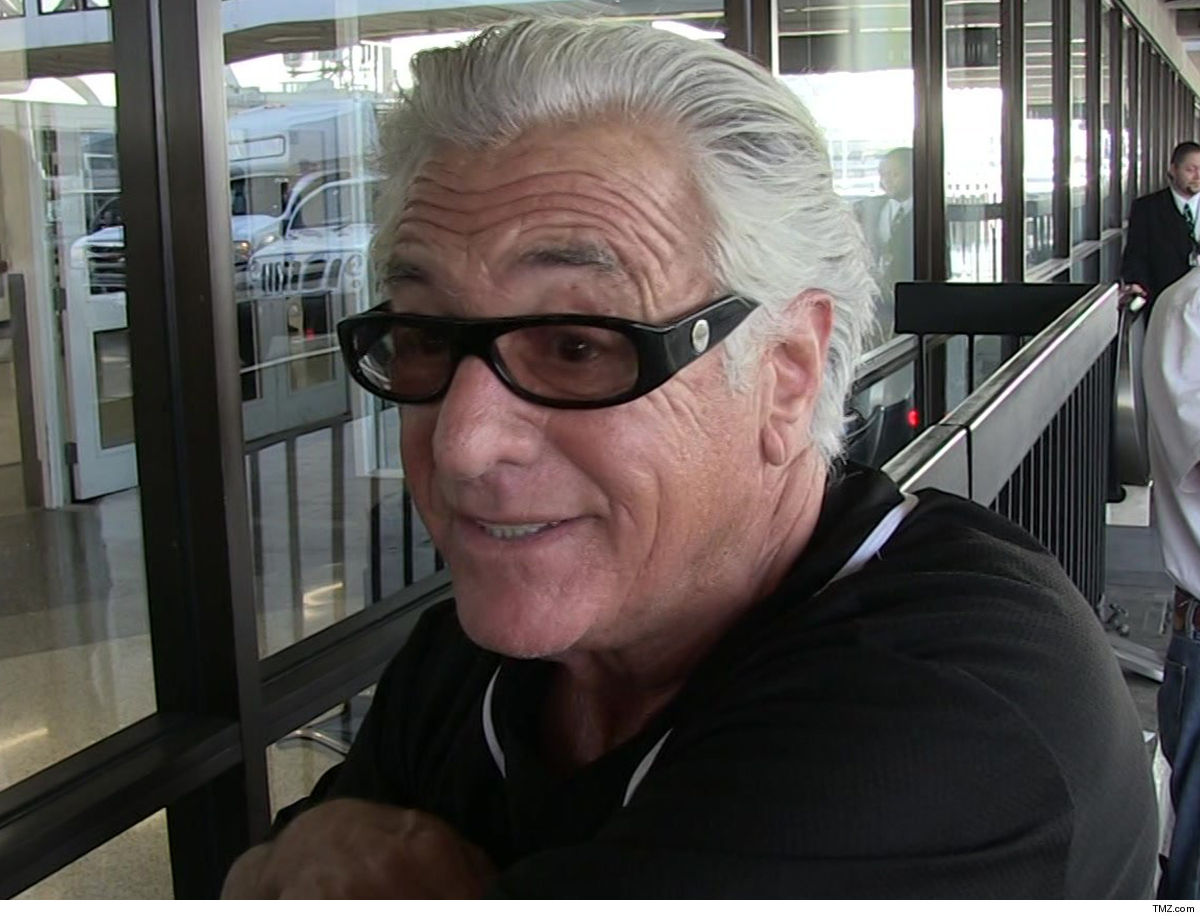 'Storage Wars' Star Barry Weiss Difficult Road Ahead After Motorcycle Crash