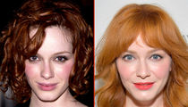 Christina Hendricks -- Good Genes or Good Docs?!