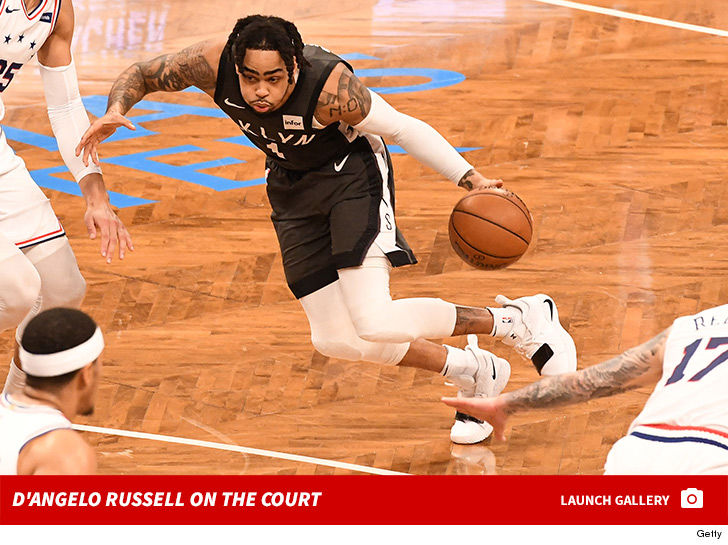 e8753f8f24e It was a breakout season for Russell ... who averaged 21 points and 7  assists per game and made his 1st All-Star game.