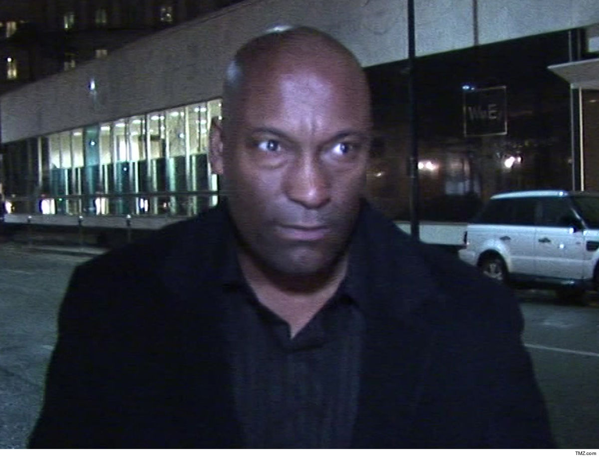 John Singleton Death Certificate Released ... Died Day Before Announcement