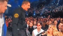 Rob Gronkowski Shows Up To BBMAs As Cop, Official Move To Acting!?