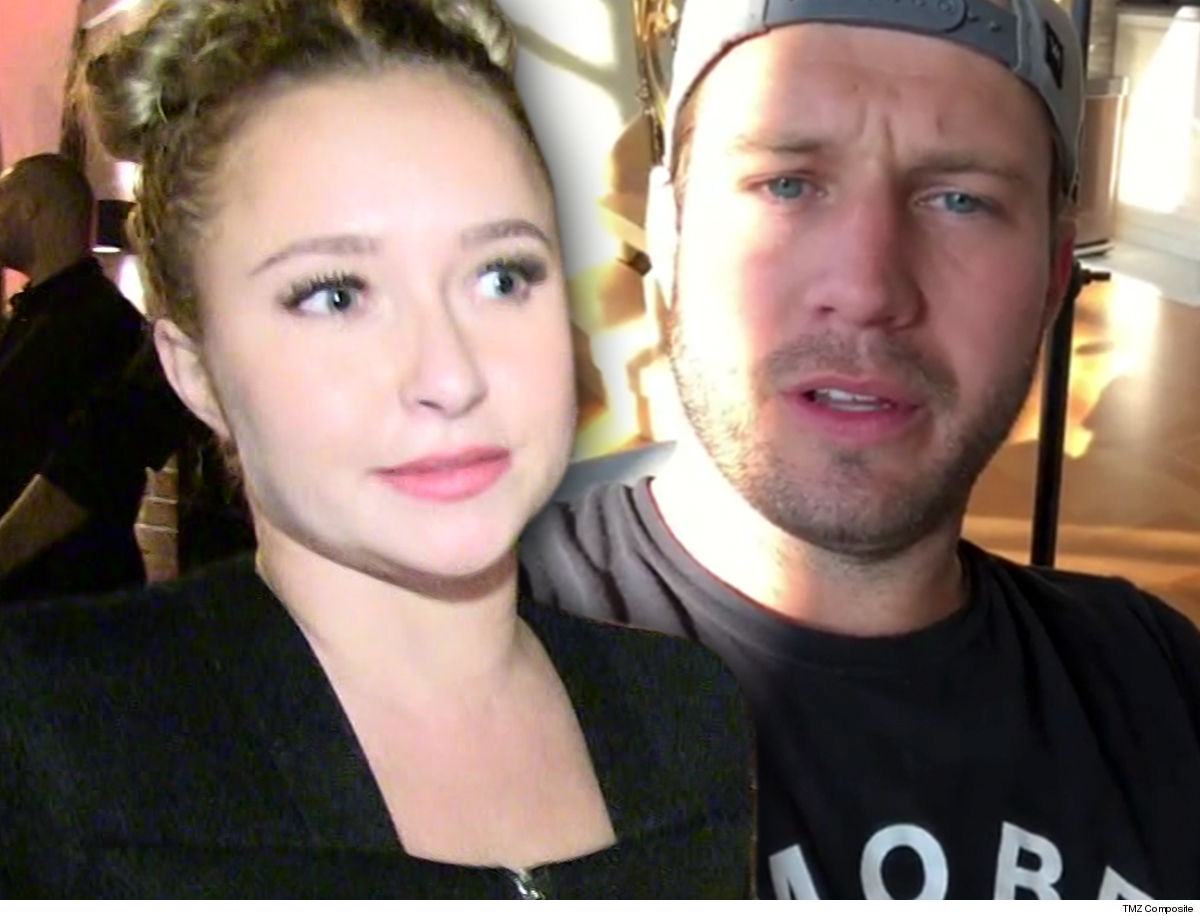 Hayden Panettiere Boyfriend Arrested for Domestic Violence