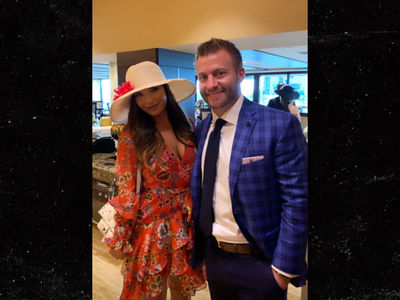 Sean McVay and Bombshell GF Ready for Kentucky Derby