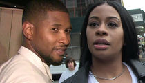 Usher's Herpes Lawsuit with Laura Helm Dismissed, Signs of a Settlement