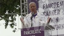 Alex Trebek Says Pancreatic Cancer Survivors Like 'Jeopardy' James Holzhauer