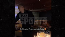 Ty Lue Had Lakers-Themed Birthday Cake, Tastes Like a Deal!