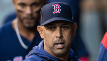 Red Sox Manager Alex Cora Boycotting Visit to Trump's White House