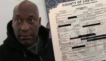 John Singleton's Death Certificate Reveals Actual Date of Death by Stroke