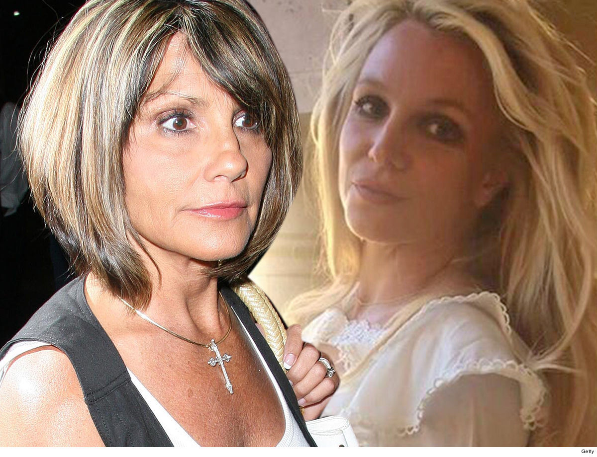 Britney Spears Mom In Conflict With Jamie Spears Over Medical Treatment Celebrity Sector