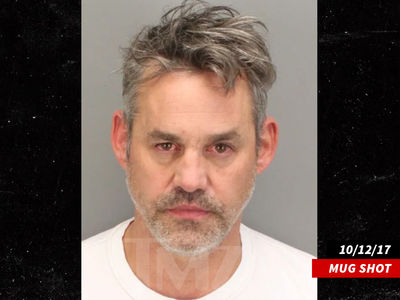 'Buffy' Star Nicholas Brendon Charged with Domestic Violence