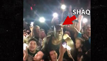 Shaq Jumps Into Nightclub Mosh Pit, Dances His Face Off!!
