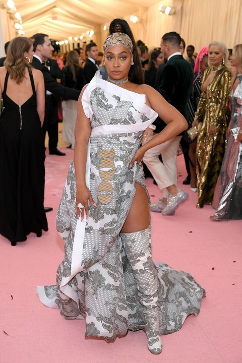 Image result for lala anthony  met gala 2019