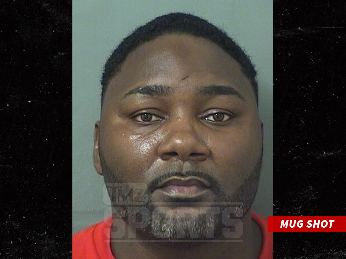 UFC's Anthony Johnson Arrested for Domestic Violence