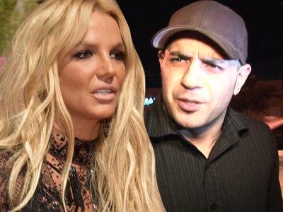 Britney Spears Gets Restraining Order Against Ex-Manager Sam Lutfi