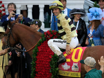 Country House Pulled from Preakness Over Bad Cough