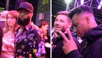Julian Edelman Shuts Down NY Jets Heckler In Front of Odell, Saquon