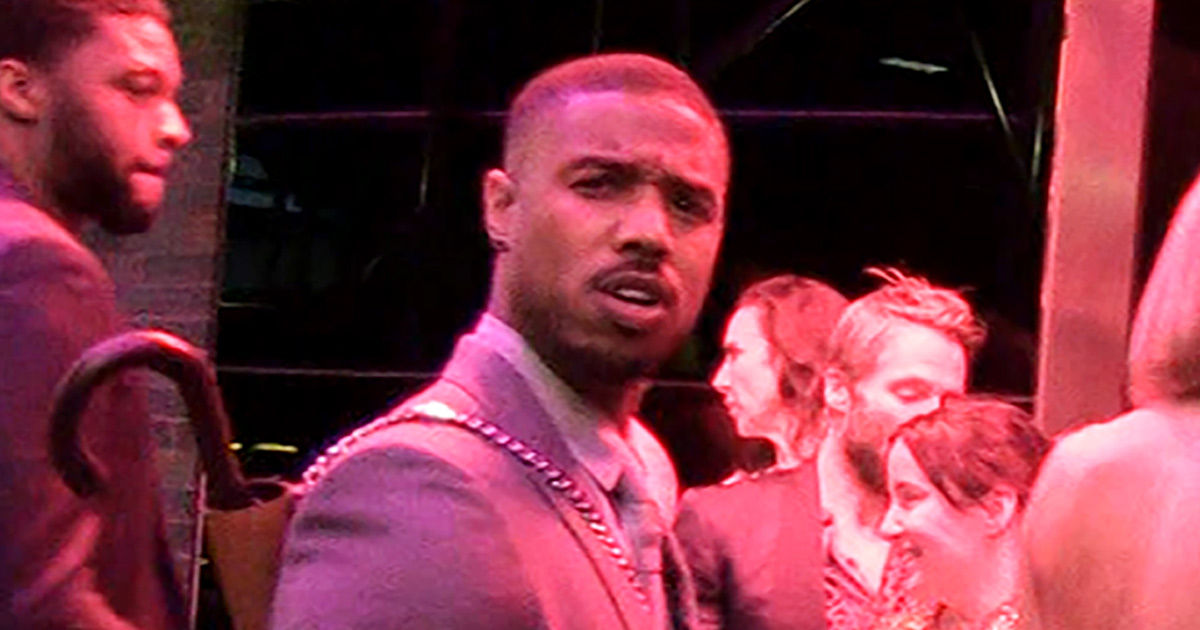 Michael B. Jordan Conor McGregor In 'Creed 3?' ... I don't Think So