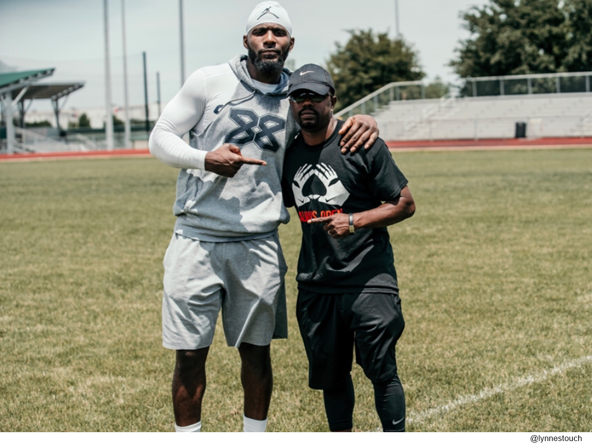 3b097bf2f4d Dez Bryant STILL has some Pro Bowl seasons left in him -- even after not  playing a down of NFL football last year ... so says his trainer