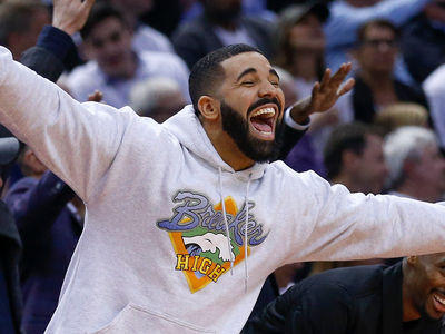 Drake Taunted 76ers While His Raptors Dominated Game 5