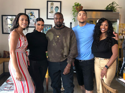 Kim Kardashian Helping Released Prisoner Remove Face Tattoos, Meets Family