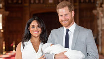 Prince Harry and Meghan Markle Reveal Baby's Name is Archie