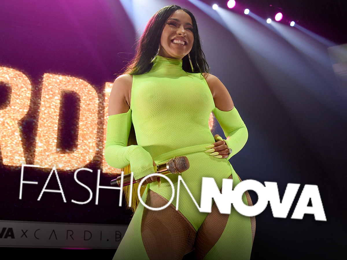 Cardi B's New Fashion Line Rakes In Over $1 Million On