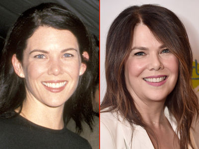 Lauren Graham -- Good Genes or Good Docs?!