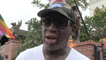 Dennis Rodman Denies Yoga Theft, 'We Didn't Steal Sh*t'