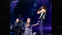Billy Joel's Daughters Sing 'Happy Birthday' for His 70th at MSG