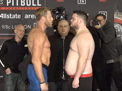 Jack Swagger's Factory Worker Opponent Says He's Gonna KO Ex-WWE Star
