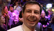Pete Buttigieg Talks Rescue Dogs in the White House at The Abbey Fundraiser
