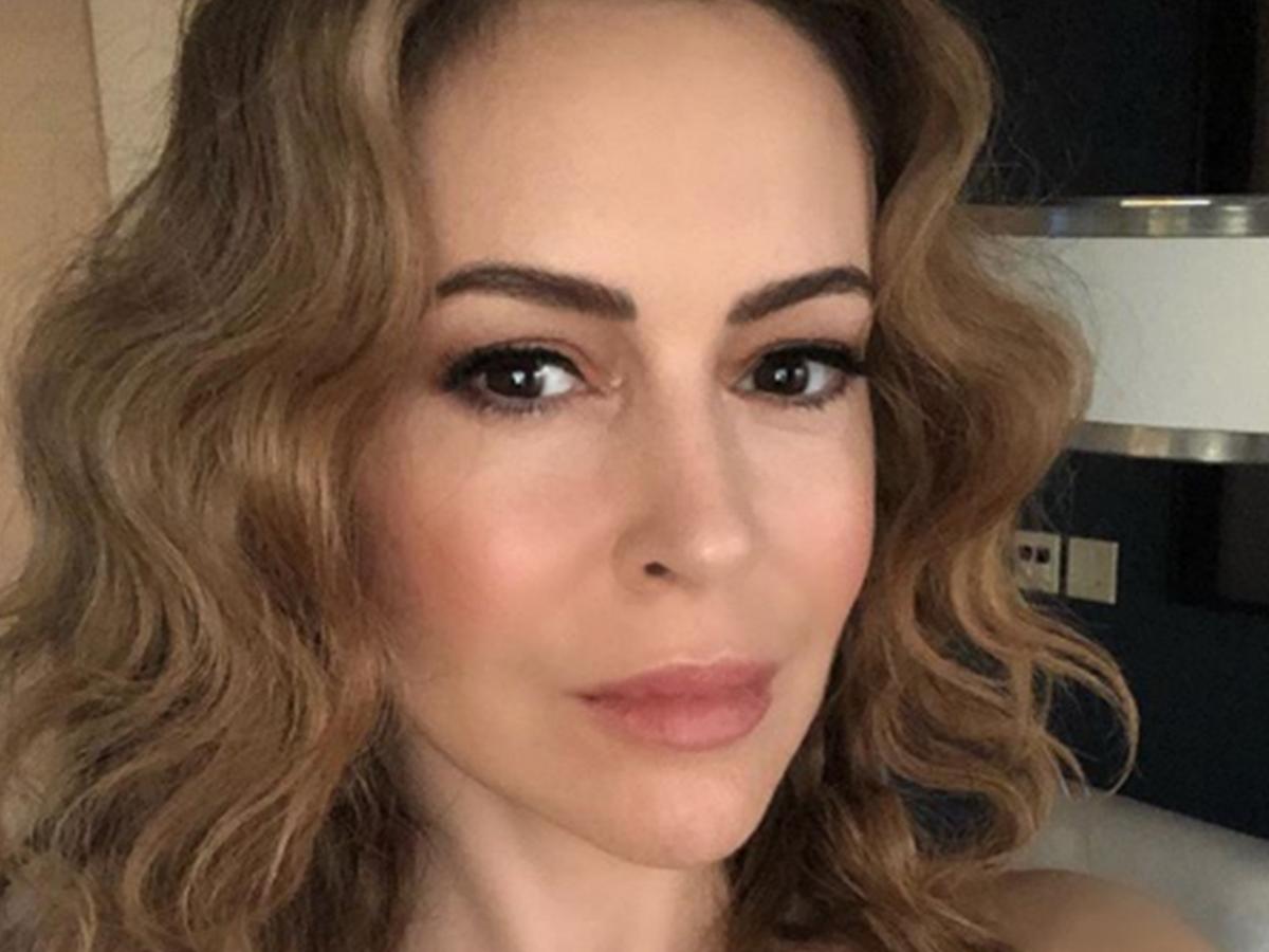 Alyssa milano sex video