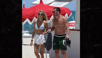 Danny Amendola Moves on From Olivia Culpo with New Beach Babe