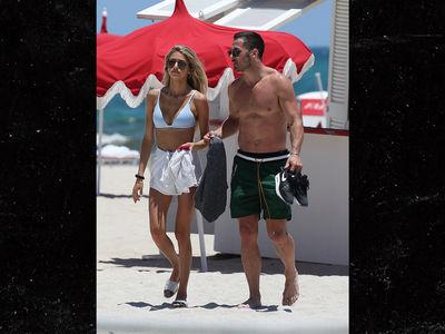 Danny Amendola Moves on From Olivia Culpo with New Beach Babe