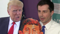 Trump Compares Pete Buttigieg to MAD Magazine's Alfred E. Neuman