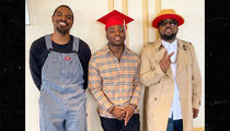 Big Boi Gifts Son a Car For Graduation, Reunites with Andre 3000
