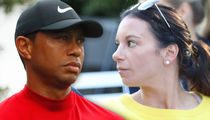 Tiger Woods Sued for Wrongful Death Crash, Allegedly Overserved Alcoholic Staffer