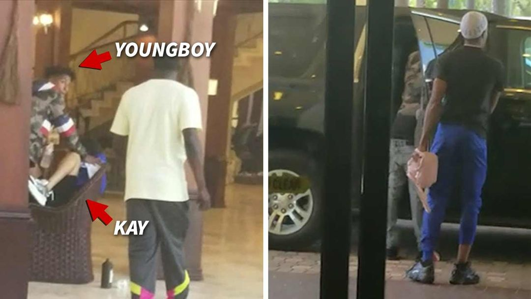 867c1dd54d4 NBA YoungBoy Jumps Into Action to Help Wounded GF After Shootout in Miami