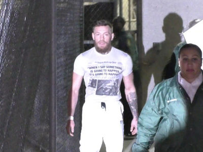Conor McGregor's Charges Dropped In Phone Smashing Case