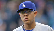 Dodgers Pitcher Julio Urias Arrested for Domestic Violence, Placed on Leave
