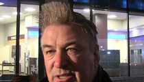 Alec Baldwin Says Security Vid Proves No Punches in Parking Spot Fight