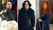 Celebrity 'Game Of Thrones' Cosplay Costumes ... See The Famous Fanatics!